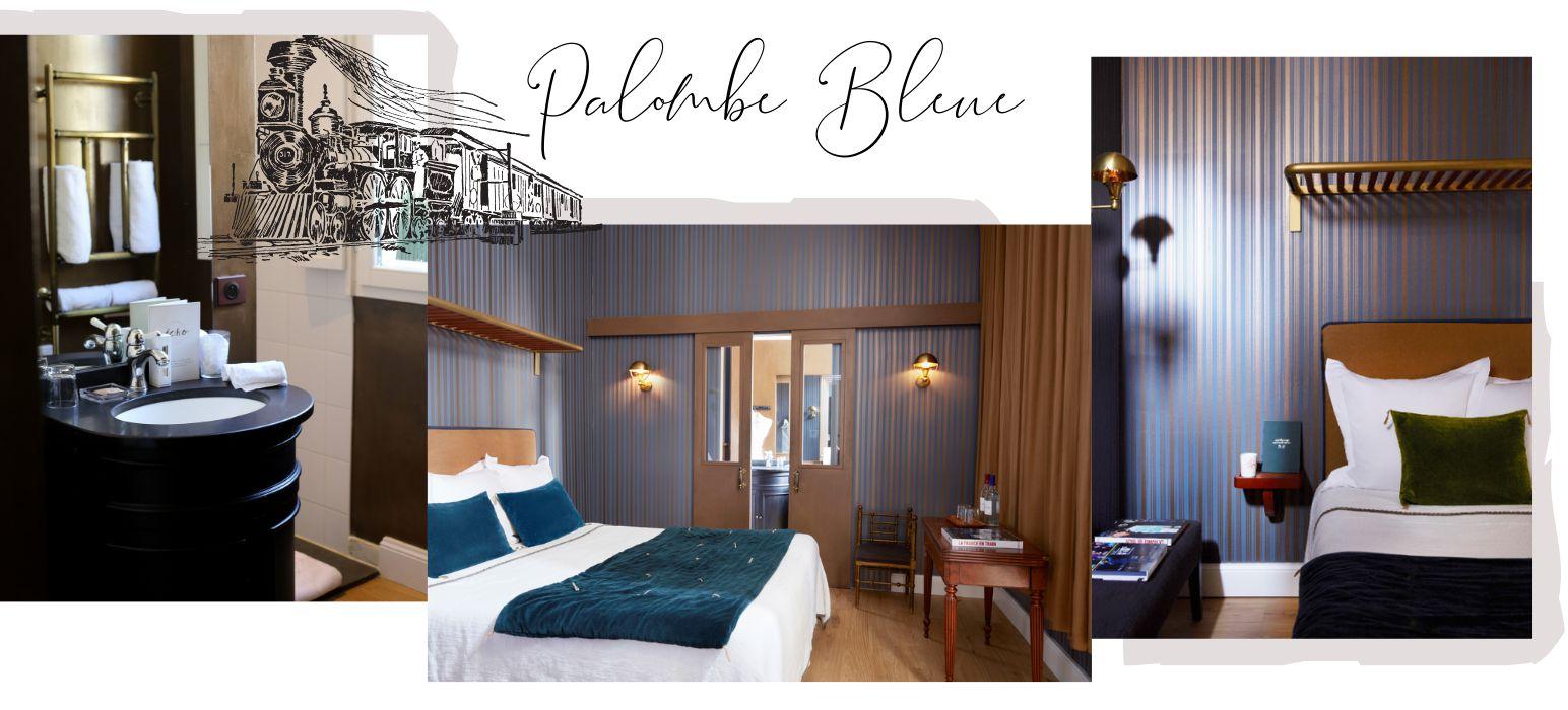 La Palombe Bleue
